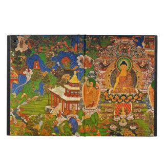 Capa Para iPad Air 2 Budismo budista de Buddha que abençoa o Bohemian