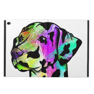 Capa Para iPad Air 2 Cabeça de cão Dalmatian