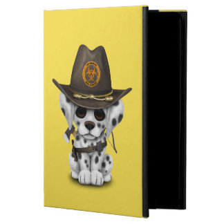 Capa Para iPad Air 2 Caçador Dalmatian bonito do zombi do filhote de