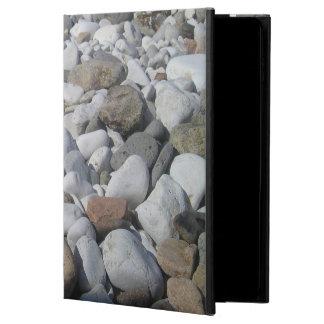 Capa Para iPad Air 2 caixa de pedra do ar 2 do iPad