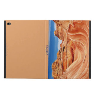 """Capa Para iPad Air 2 caixa do ar 2 do iPad, """"a onda"""", parte traseira de"""