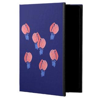 Capa Para iPad Air 2 Caixa do ar 2 do iPad dos balões de ar sem