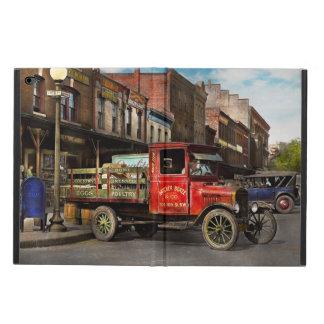 Capa Para iPad Air 2 Caminhão - aves domésticas vestidas Home 1926