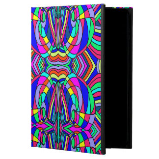Capa Para iPad Air 2 Caos colorido