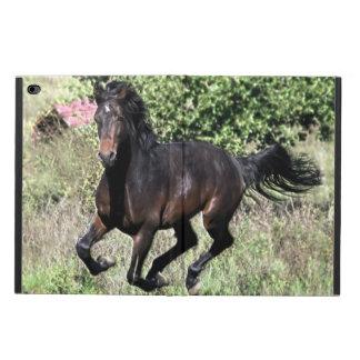 Capa Para iPad Air 2 Cavalo de galope da castanha