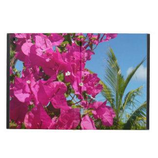 Capa Para iPad Air 2 Cena tropical da natureza do Bougainvillea e da