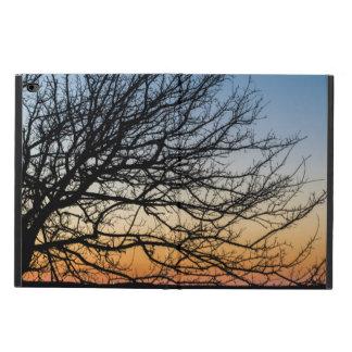 Capa Para iPad Air 2 Céu do inclinação no inverno