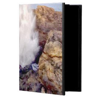 Capa Para iPad Air 2 Chá da água devido às ondas