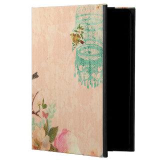 Capa Para iPad Air 2 Chique, pássaro, borboleta, laço, floral, país ch