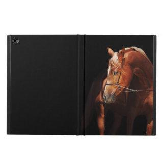 Capa Para iPad Air 2 coleção do cavalo. vermelho árabe