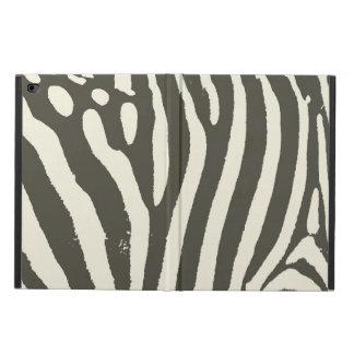 Capa Para iPad Air 2 Contemporâneo moderno do impressão macio da zebra