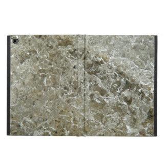Capa Para iPad Air 2 Design Textured do abstrato do gelo natureza