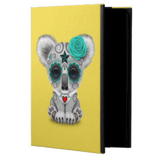 Capa Para iPad Air 2 Dia azul do Koala inoperante do bebê