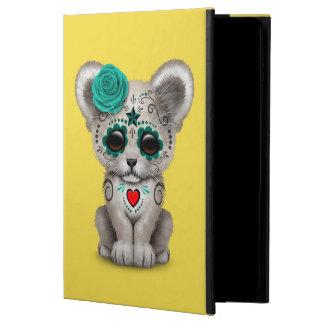 Capa Para iPad Air 2 Dia azul do leão Cub inoperante