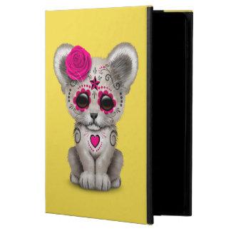 Capa Para iPad Air 2 Dia cor-de-rosa do leão Cub inoperante
