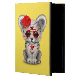 Capa Para iPad Air 2 Dia vermelho do leão Cub inoperante