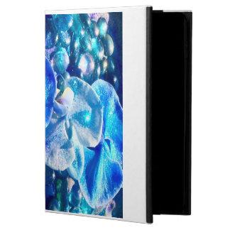 Capa Para iPad Air 2 Diamante azul Ochids