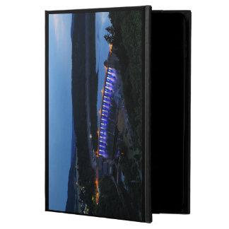 Capa Para iPad Air 2 Edersee Staumauer iluminado ao cair da tarde