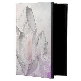 Capa Para iPad Air 2 Energia Amethyst Chakra da cura de cristal do