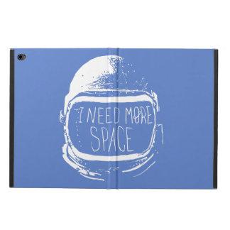 Capa Para iPad Air 2 Eu preciso mais espaço