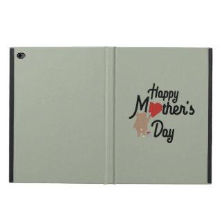 Capa Para iPad Air 2 Feliz dia das mães Zg6w3