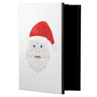 Capa Para iPad Air 2 Feliz Natal Papai Noel