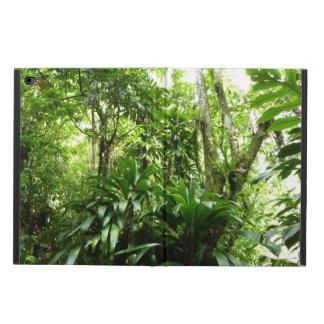 Capa Para iPad Air 2 Floresta tropical dominiquense mim natureza verde