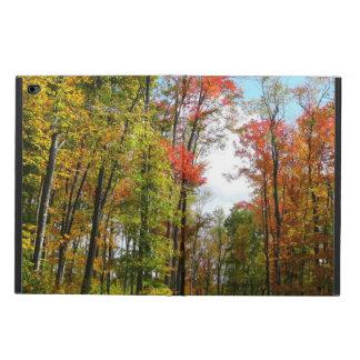 Capa Para iPad Air 2 Fotografia da natureza do outono das árvores da