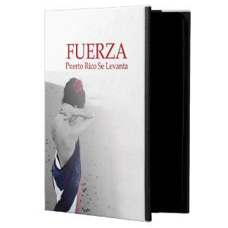 Capa Para iPad Air 2 Fuerza - imagem com texto