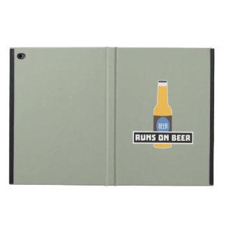 Capa Para iPad Air 2 Funcionamentos na cerveja Z7ta2