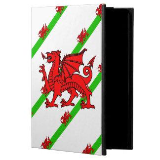 Capa Para iPad Air 2 Galês listra a bandeira