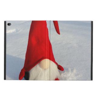 Capa Para iPad Air 2 Gnomo escandinavo do Natal