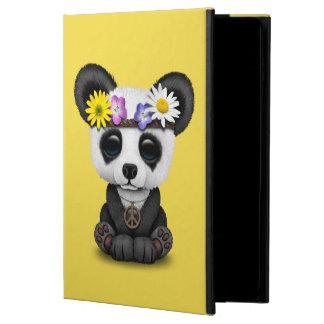 Capa Para iPad Air 2 Hippie bonito da panda do bebê