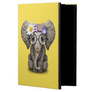 Capa Para iPad Air 2 Hippie bonito do elefante do bebê