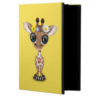 Capa Para iPad Air 2 Hippie bonito do girafa do bebê