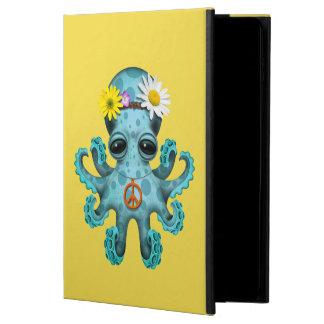 Capa Para iPad Air 2 Hippie bonito do polvo do bebê azul