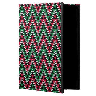 Capa Para iPad Air 2 Impressão geométrico africano de Kwanzaa - Chevron