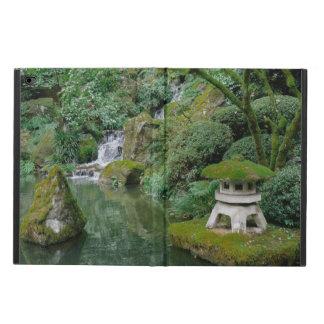 Capa Para iPad Air 2 Jardins japoneses calmos