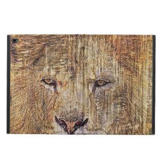 Capa Para iPad Air 2 Leão majestoso dos animais selvagens animais do