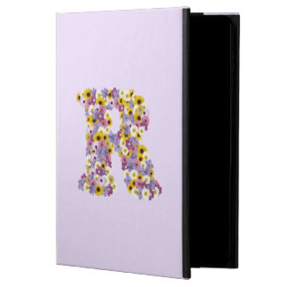 Capa Para iPad Air 2 Letra r do monograma