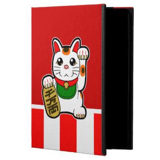 Capa Para iPad Air 2 Maneki Neko: Gato afortunado japonês