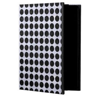 CAPA PARA iPad AIR 2  MÁRMORE DE CIR1 BK-WH (R)