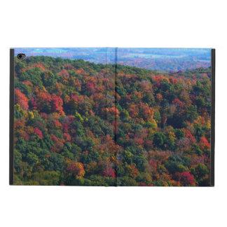 Capa Para iPad Air 2 Montanhas apalaches na fotografia da natureza da