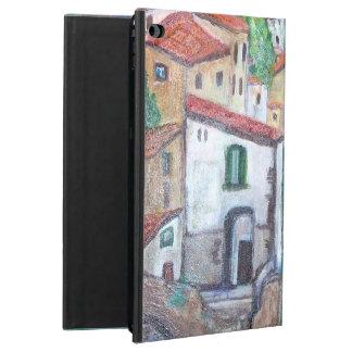 Capa Para iPad Air 2 Nesso, caixa do ar 2 do iPad sem Kickstand