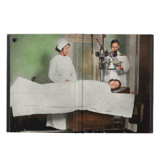 Capa Para iPad Air 2 O doutor - raio X - que obtem minha cabeça