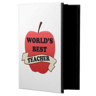 Capa Para iPad Air 2 O melhor professor do mundo