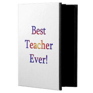 Capa Para iPad Air 2 O melhor professor nunca