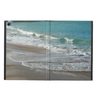 Capa Para iPad Air 2 Ondas que dobram no oceano do azul de turquesa da