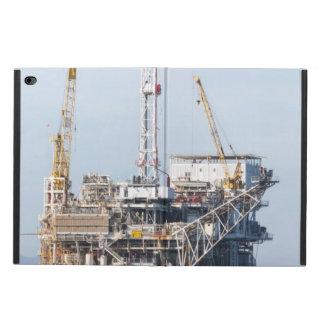Capa Para iPad Air 2 Plataforma petrolífera