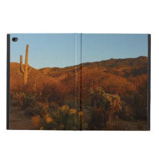 Capa Para iPad Air 2 Por do sol do Saguaro mim paisagem do deserto da